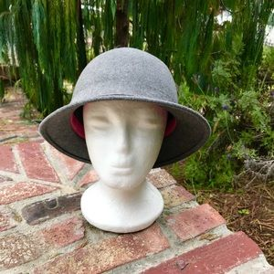 Nicely Shaped Sexy Fedora Felt Hat Made in USA